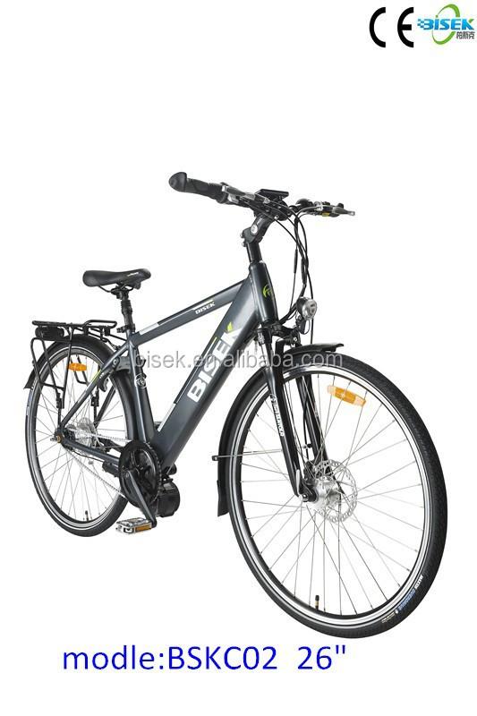 2015 Cheap Easy Rider 26 Inch Tube Hidden Electric Bike