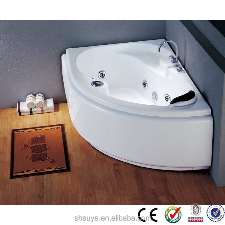 Air Bubble Spa Jetted Portable Bathtub With Whirlpool