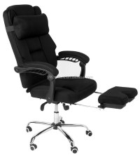 High Back Executive Chairs With Footrest And Back Support ...
