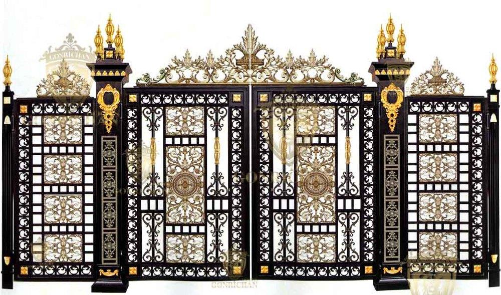 Front Door Designs,Wrought Iron Villa Gate Designs