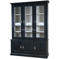 Glass Door Cabinets Living Room