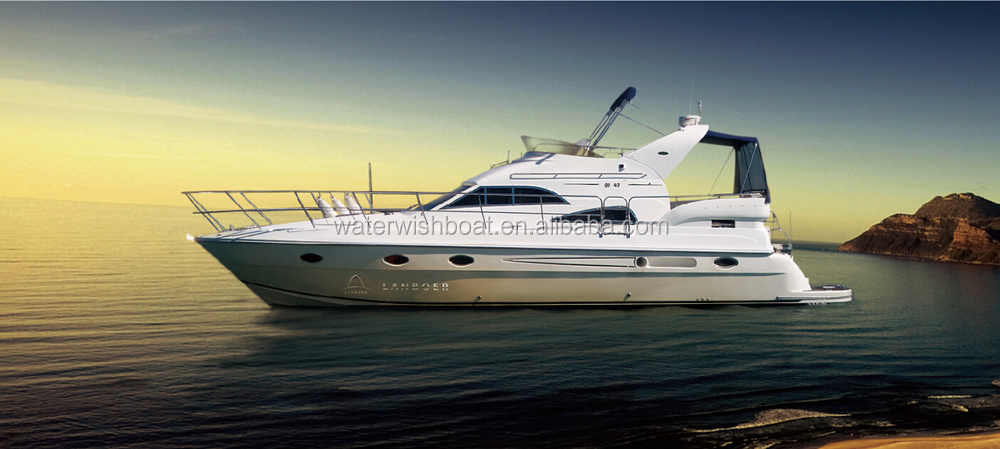 Waterwish Qd 43 Feet Fishing Yacht Buy Luxury Fishing Yachts For SaleYacht For SaleCheap