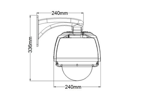 Mvteam Full Hd Ptz Camera Outdoor Ip66 Waterproof Low