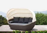 Cheap Outdoor Patio Daybed /sunbed /outdoor Bed - Buy ...