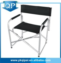 Aluminum Folding Directors Chairs