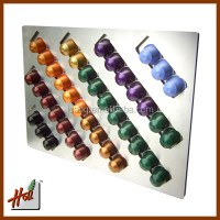 Acrylic Nespresso Capsule Holder Wall Hcrc40l20 - Buy ...