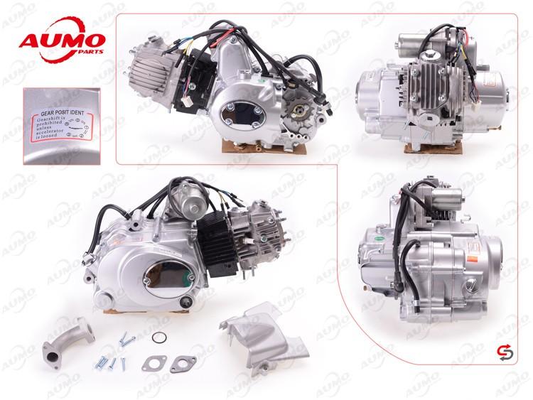 110cc Engine Diagram Haute Qualit 233 110cc Atv Moteur 152fmh Pi 232 Ces De Moto Pour