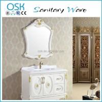 Luxury Bathroom Furniture Waterproof Bathroom Cabinet ...