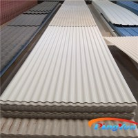 Light Weight Pvc Corrugated Panel/pvc Roofing Sheet/pvc ...