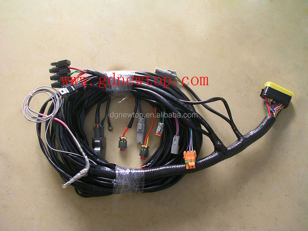 car wiring harness supplies