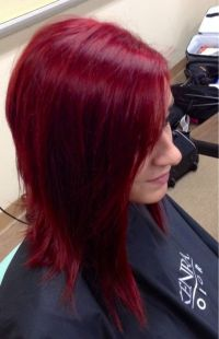 Red Hair Color Powder,100% Chemical Free Hair Color - Buy ...