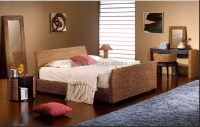 Cheap Rattan Bedroom Set - Water Hyacinth Bedroom ...