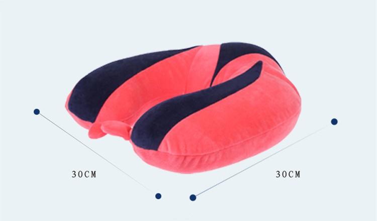 ᑐNuevo estilo de color costura espuma de memoria u almohada de ...