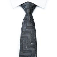 8cm Mens Business Silk Tie,Formal Striped Dot Jacquard ...