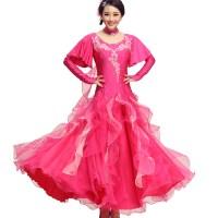 Aliexpress.com : Buy Women's standard ballroom dancing ...
