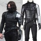 Winter Soldier Costume Cosplay