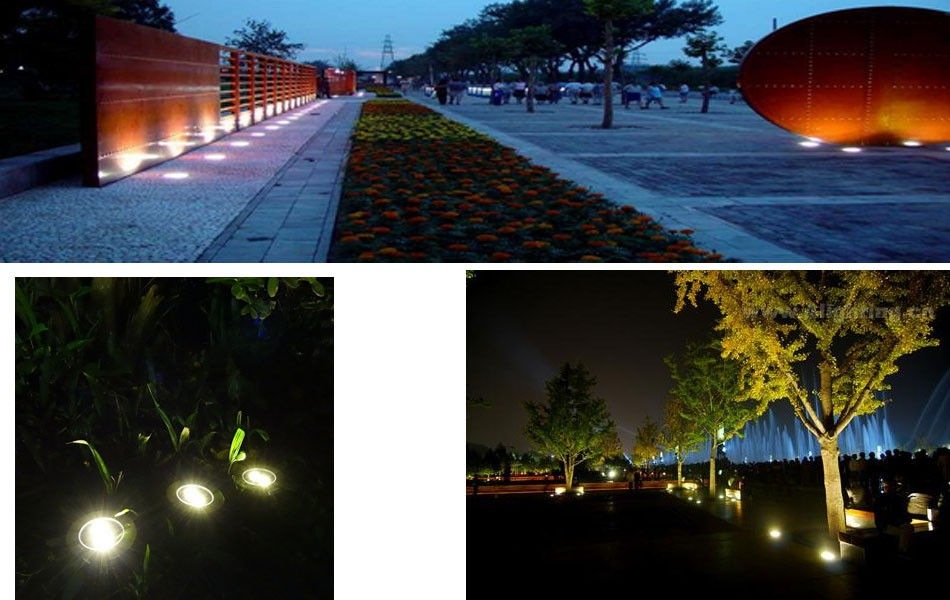 Underground Led Solar Garden L& Led Path Lights Portable Outdoor Lights Waterproof Led L& Spike Light & ?Underground Led Solar Garden Lamp Led Path Lights Portable Outdoor ...