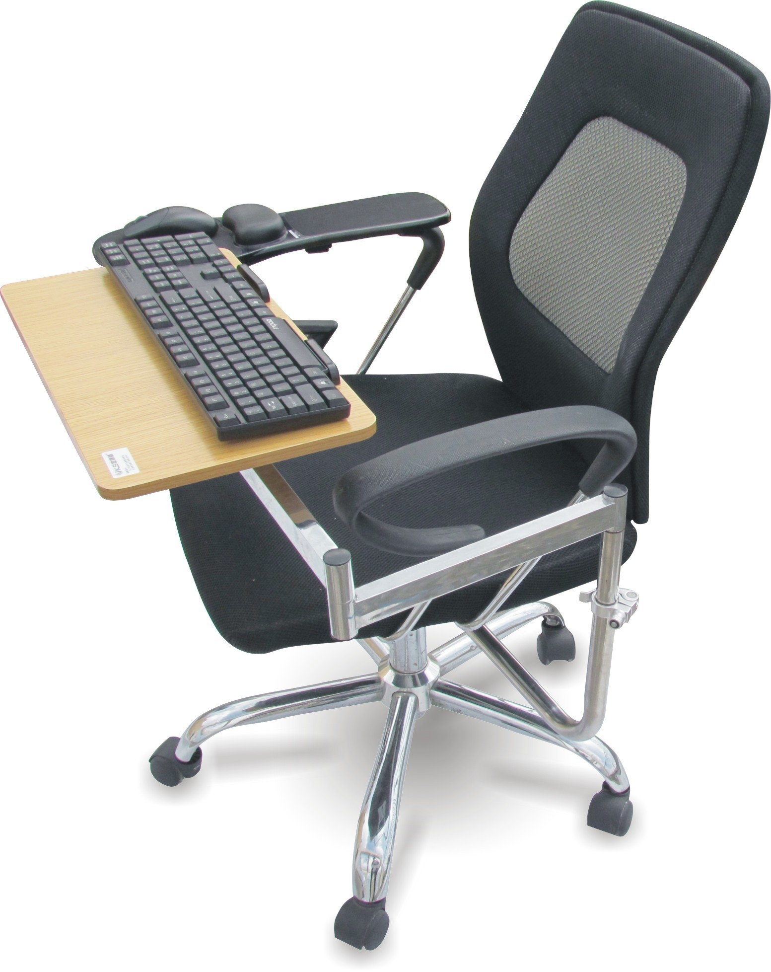Laptop Chair Keyboard Tray Keyboard Mount Laptop Mount Corniculatum