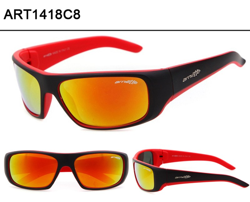 ... No box 8 color Arnette Vintage Sunglasses MenWomen Sport Glasses  Eyewear Fashion UV400 Coating Goggle oculos d878c6d5a0e0