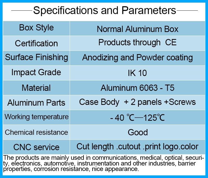 ®1 шт. алюминиевого корпуса электроники дизайн печатной ...