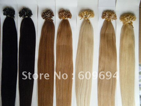 How To Fit Remove Pre Bonded Hair Extensions