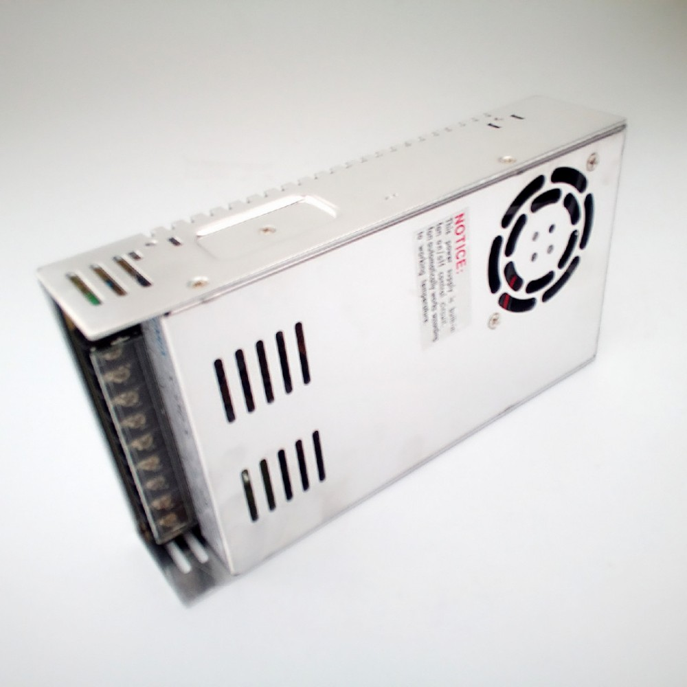12 Volt With Fans 240w Led Strip 110v 220v Ac To Dc 18a Single Output Switching Power Supply Smps S Model 240 5 15 24 27 48 Voltage 5v 12v 15v 24v 27v 48v Rated