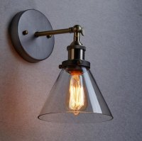 Aliexpress.com : Buy AC100 240V D18.5cm Vintage Wall Lamps