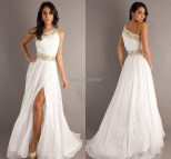 Special-occasion-backless-cheap-sexy-long-white-beading