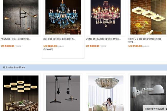 e7f69faa3f77 ヾ(^▽^)ノ7 brazo lámparas de pie de cristal de la boda grande LED ...