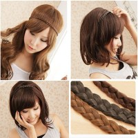 Popular Fake Hair Braid Headband