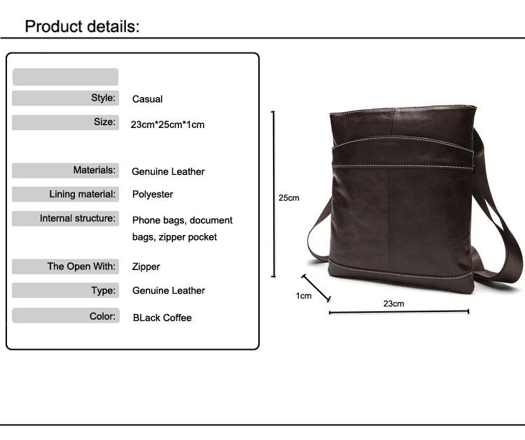 100% натуральная кожа сумки на плечо для мужчин Досуг кожаная сумка мужская  сумка через плечо сумка Бесплатная доставка hn116 8dd08043279