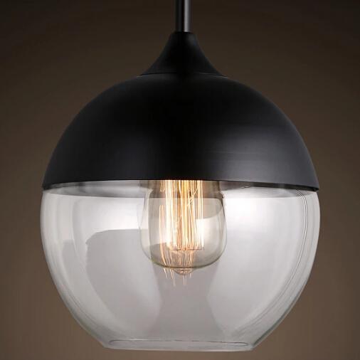 Modern pendant lights Glass lamp Dining room lighting