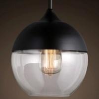 Modern pendant lights Glass lamp Dining room lighting ...