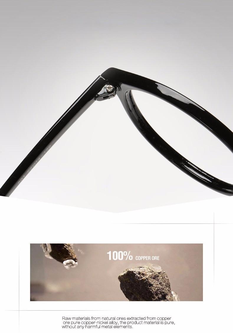 DIDI Rond En Plastique Léopard Lunettes Cadre Vintage Montures de lunettes  Pour Femmes Hommes Accessoires Lunettes Cadres Lunette De Vue H144 ... f789ecf0c9fc