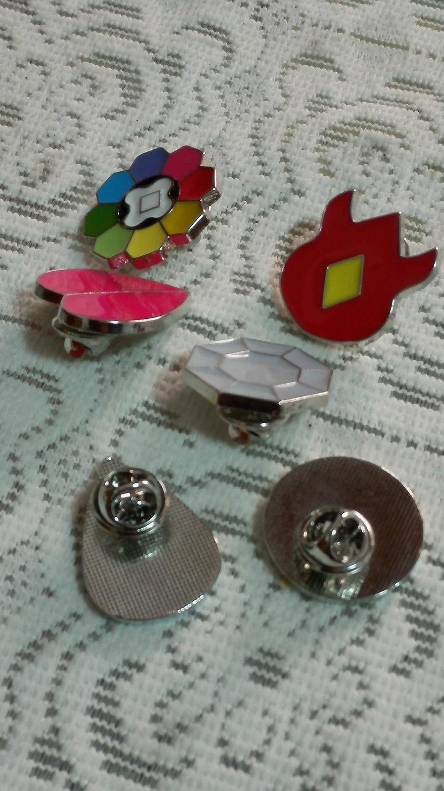 Cep Canavar Pokemon Kanto 8 Metal Lig Rozeti Pin Pip Gen Krmz Sablon Thailand 12mm Cosplay Prop Koleksiyonu Set Rozetleri Kutu 1216 Cm