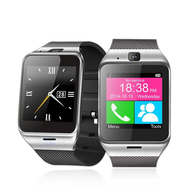 Smart Watch Gv18 Aplus Android Часы Sim-карты Bluetooth Smartwatch Водонепроницаемый Носимых Устройств GSM Разъема Montre Reloj Movil