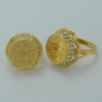 Aliexpress.com : Buy 1 piece / NEW Gold Coin Ring for
