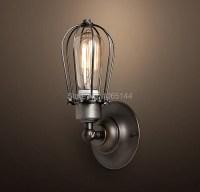 Loft Vintage Nostalgic Industrial Ameican Retro Edison ...