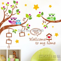 Aliexpress.com : Buy diy wall stickers home decor cartoon ...