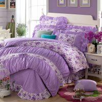 Popular Girls Bedding Sets Twin Purple