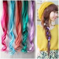 Colored Clip In Hair Extensions - Dallas Extension Hair
