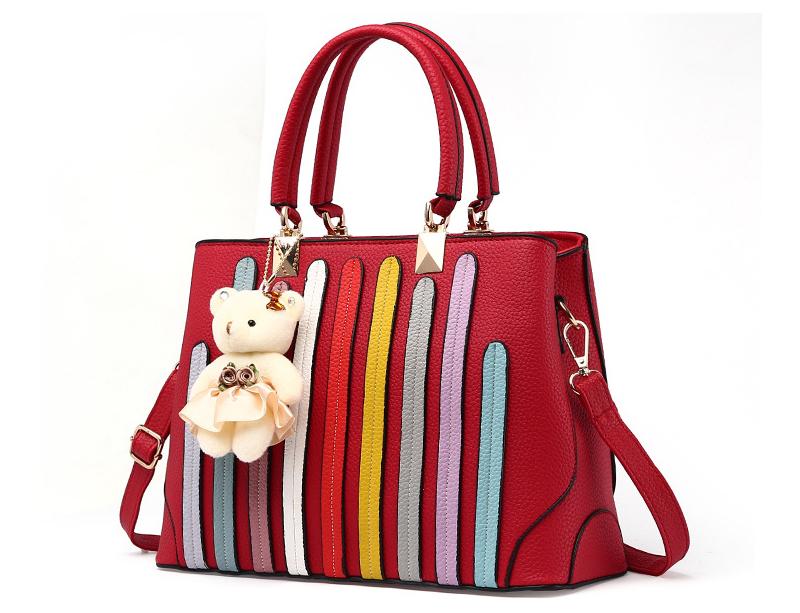 c90596739889 Большой сумки милый медведь Crossbody Сумки на плечо женский прекрасный  сумка Повседневная Дамская сумка Bolsas прекрасный подарок для девочек