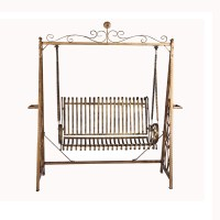 Wrought Iron Rocking Chairs. Wrought Iron Double Swing ...