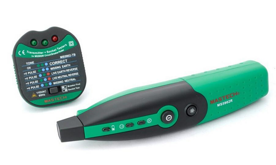 ⊱MASTECH MS5902 выключатель Finder/Socket Tester ...