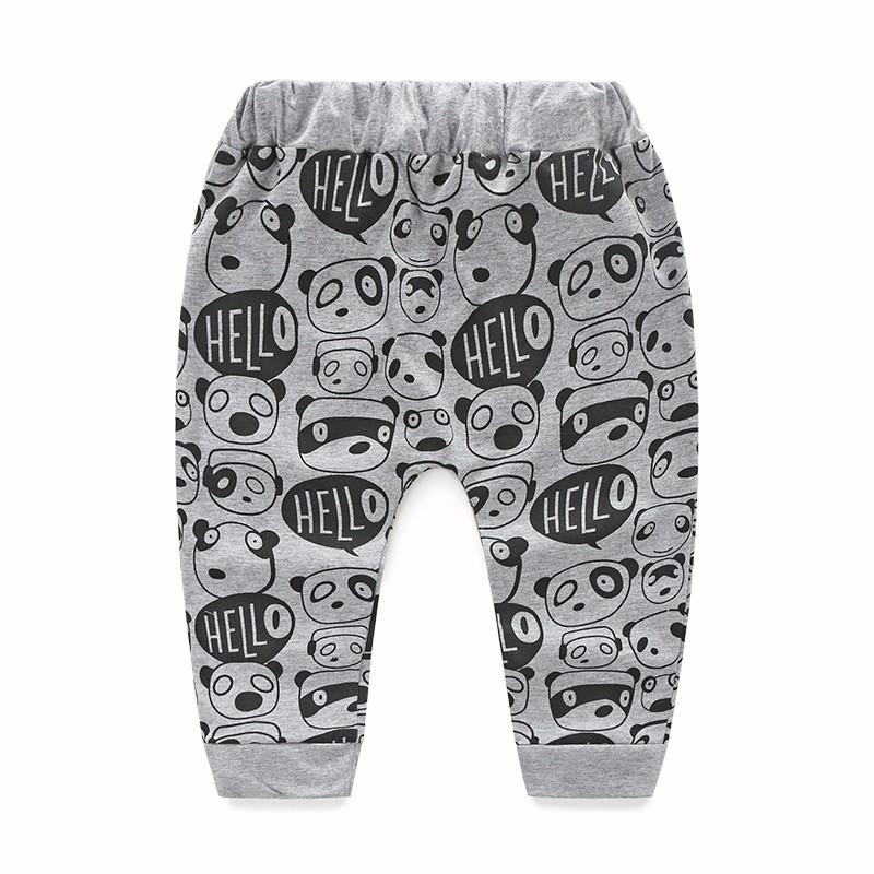 2  New 2016 autumn child boy clothes set cotton lengthy sleeve t-shirt+pants vogue child boy garments toddler 2pcs swimsuit HTB18DyTNXXXXXcaXpXXq6xXFXXXn