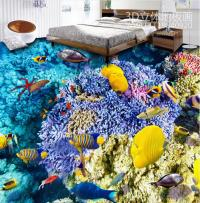 Coral Reef Bedding Promotion