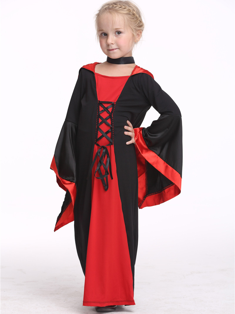 Attention  sc 1 st  Google Sites & ?(???)?IDARMEE Girls Vampire Costume Halloween Costumes for Kids ...