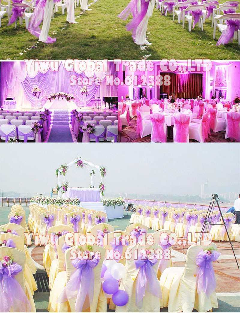 30mx72cm Wedding Tulle Roll Fabric White Pink Red Photocall