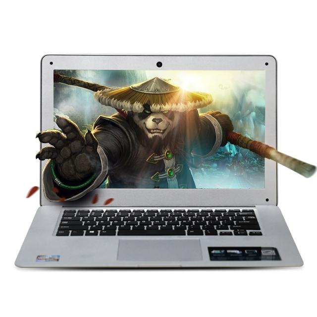 8 ГБ Ram + 128 ГБ SSD Windows 10 система Ультратонкий Quad Core J1900 Быстрая Загрузка Нескольких языков Ноутбука ноутбук Нетбук Компьютер
