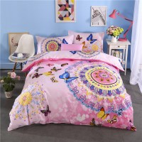 Queen Size Butterfly Comforter Sets Promotion